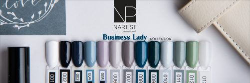 Nartist Business Lady Collection