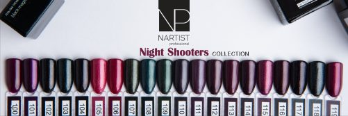 Nartist Night Shooters Collection
