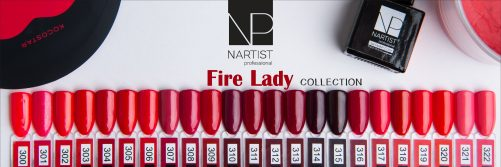 Nartist Fire Lady Collection
