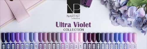 Nartist Ultra Violet Collection