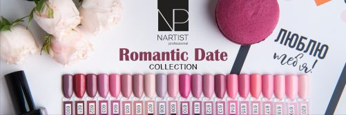 Nartist Romantic Date Collection