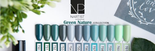 Nartist Green Natur Collection