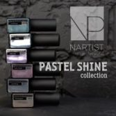 Nartist Pastel Shine Collection