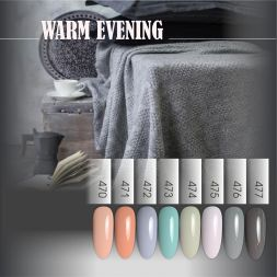 Nartist Warm Evening Collection