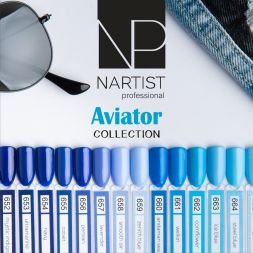 Nartist Aviator Collection