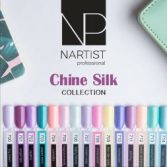 Nartist Chine Silk Collection