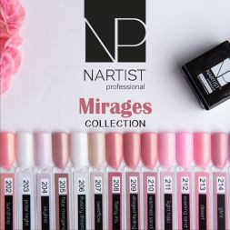 Nartist Mirages Collection